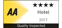4 Star Hotel award 2017, Quality Inspected